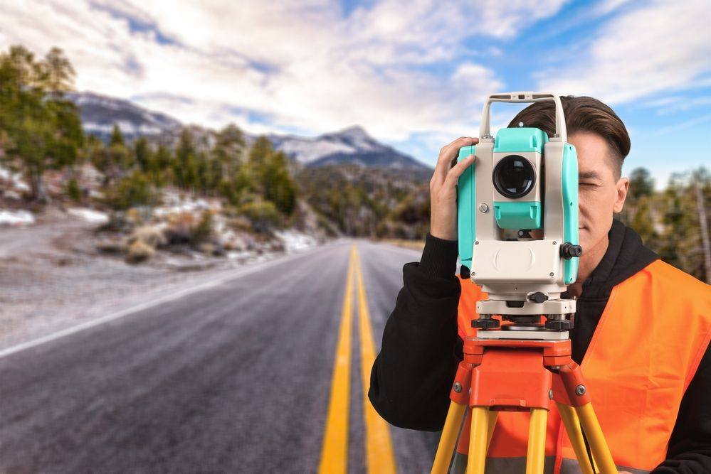 Land surveyor Edmonton